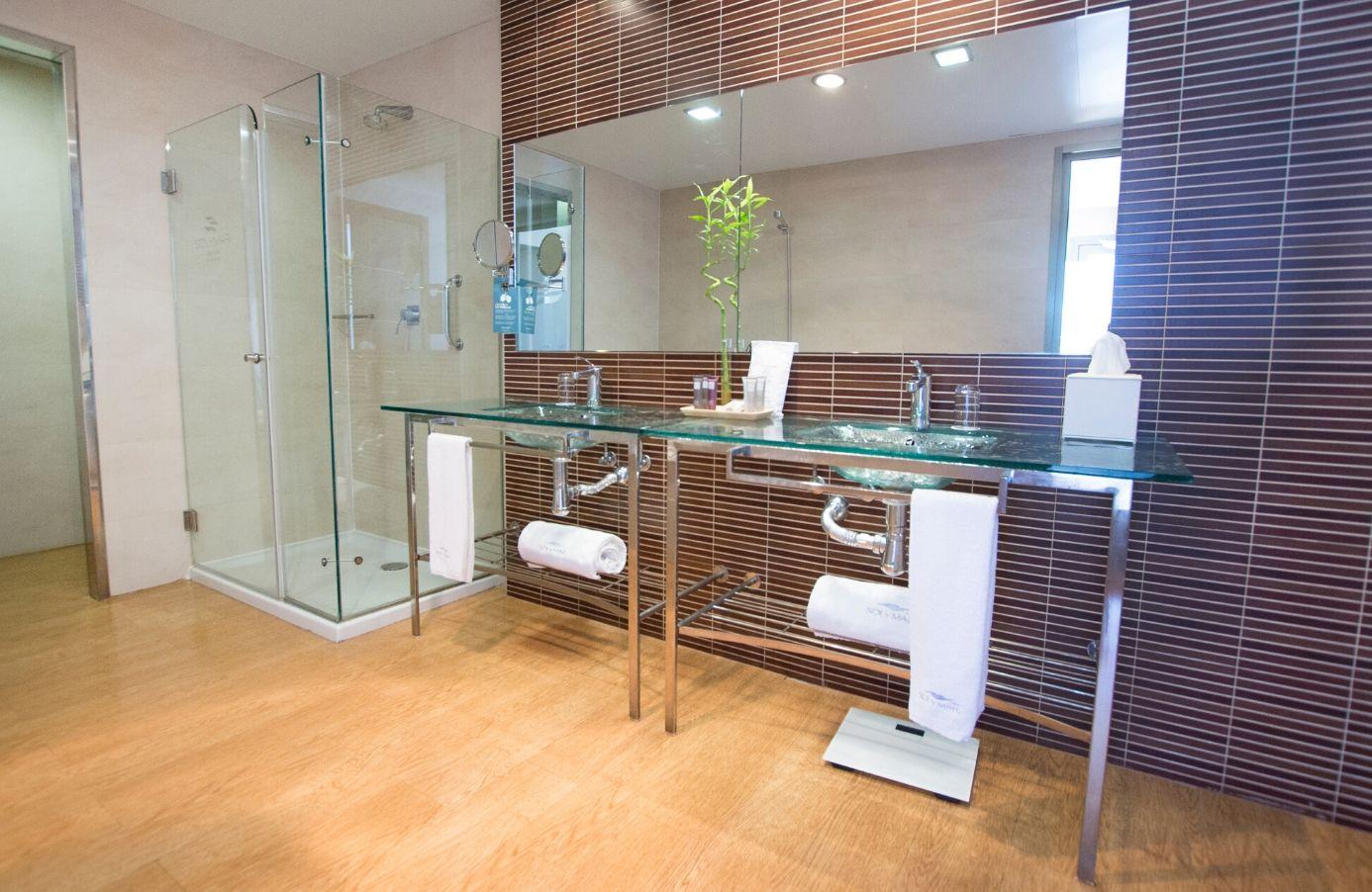 Hab. Suite Baño 2
